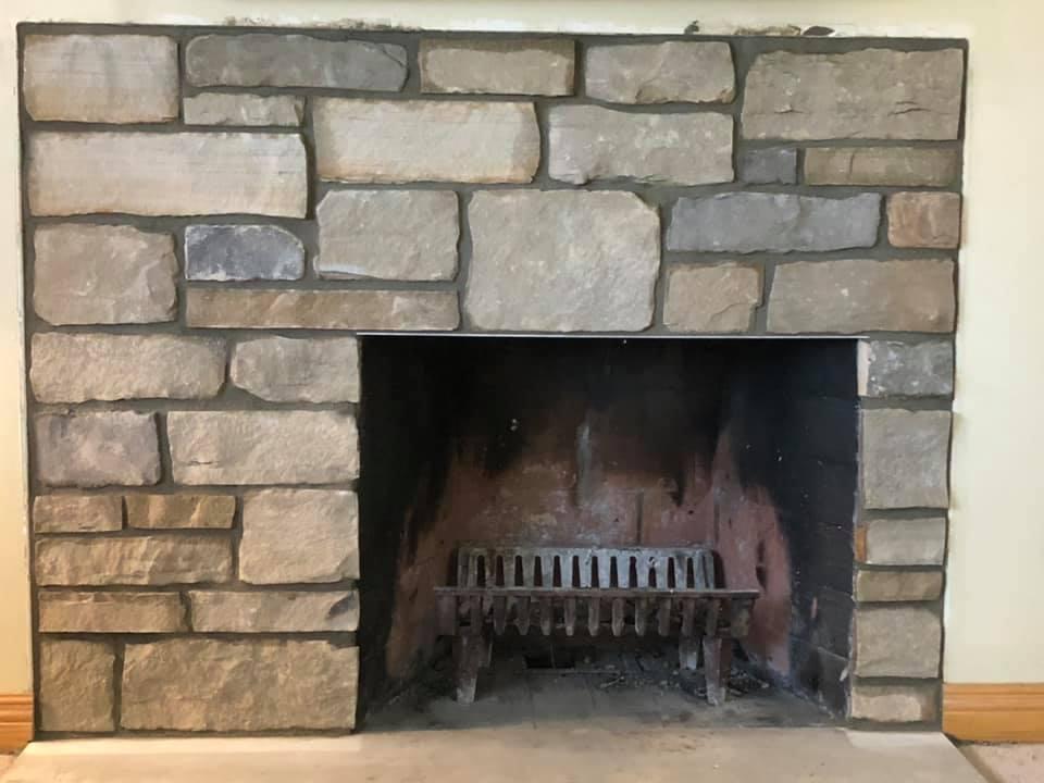 Fireplace Facing Repairs And Updates J G Masonry